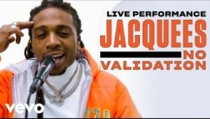 "Jacquees Performs ""no Validation"" Live For Vevo"